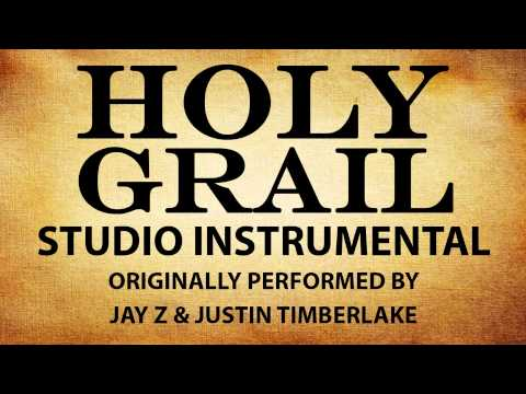 Holy Grail (Cover Instrumental) [In the Style of Jay Z feat. Justin Timberlake]