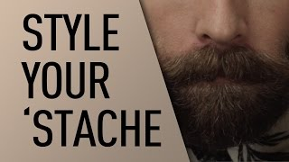 How to approach a refined style mustache | Jeff Buoncristiano thumbnail