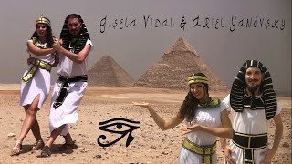 Dancing at the Pyramids - Gisela Vidal & Ariel Yanovsky - Bailando en las piramides