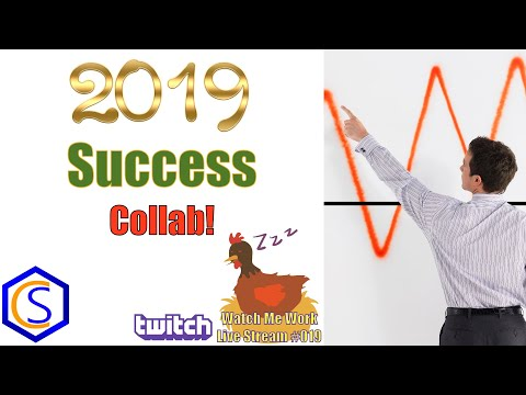 2019 Success Plans and Ideas For Joomla Websites - ? Watch Me Work Live Stream 019 thumbnail