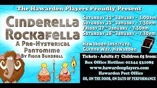 Cinderella Rockafella: In Rehearsal