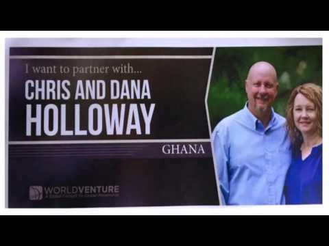 Chris Holloway Missionary in Ghana