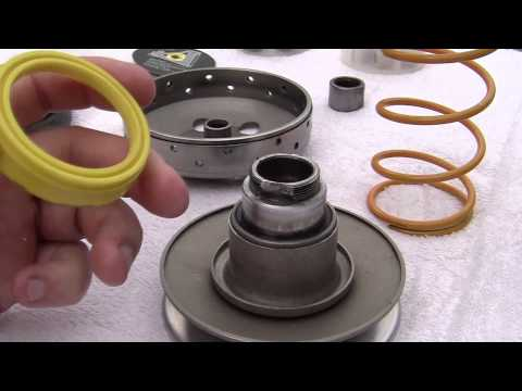 {18} Dr. PULLEY= VARIATOR SLIDER WEIGHTS +TEST AND REVIEW