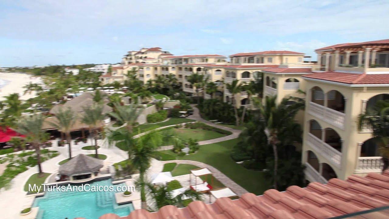 Grace Bay Club Turks  Caicos Resort  My Turks and Caicos  YouTube