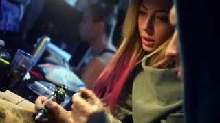"""Видео для сайта компании """"SALEM"""" - обучение татуировке."""