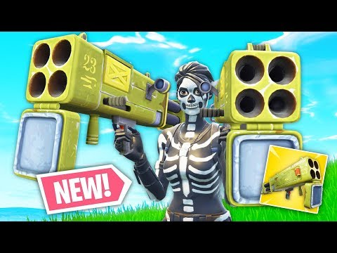 *NEW* QUAD LAUNCHER BEST PLAYS! | Fortnite Best Moments #64 (Fortnite Funny Fails & WTF Moments)