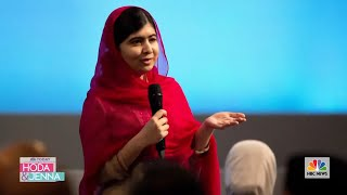 Malala Yousafzai's Father On Raising A Daughter: 'Every Girl Has A Right To Fly' | TODAY
