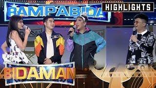 Vice Ganda as a diaper commercial model It&#39s Showtime Bidaman