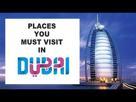Best places to visit in Dubai 2019