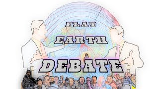 Flat Earth Debate 142 LIVE
