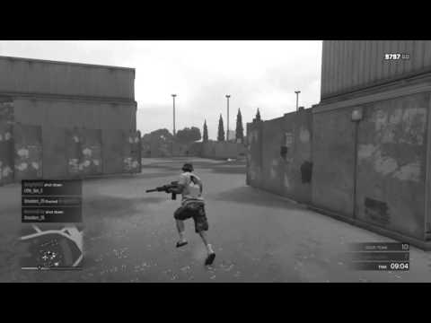 GTA5|Online|MYGH VS Mvpx|