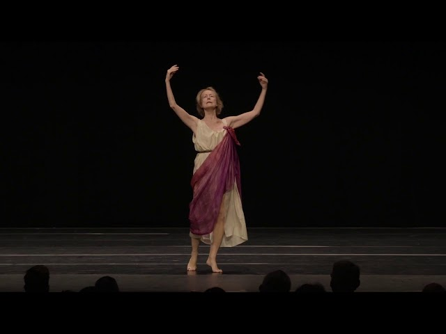 Jérôme Bel - Isadora Duncan (2019) trailer