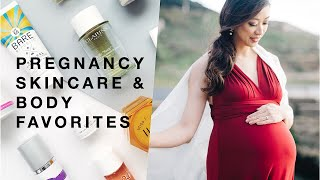 Pregnancy Safe Skincare & Body Favorites, pregnancy safe skincare, skincare routine