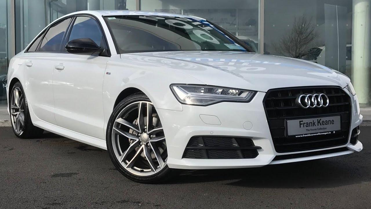 2018 Audi A6 S Line Black Edition 20 Tdi 190bhp Walk Around Youtube