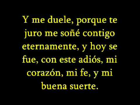 Eso Duele-Intocable