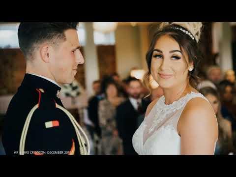 Weddings at Heacham Manor - Mr & Mrs Crowson, December 2019