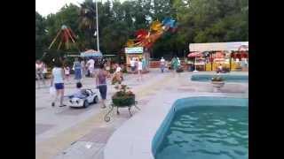 Адлер   Краснодарский край, Адлерский парк культуры и отдыха, фонтан(, 2015-07-19T06:53:35.000Z)