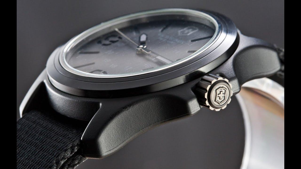 Victorinox Original Watch Video Watch Review - YouTube abb5c46d1a