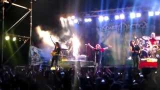 Sonata Arctica Antofagasta Chile 2015 - San Sebastian