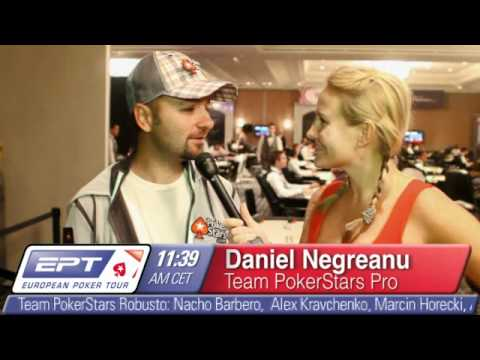 EPT Barcelona 2011: Welcome to Day 1b with Daniel Negreanu - PokerStars.com