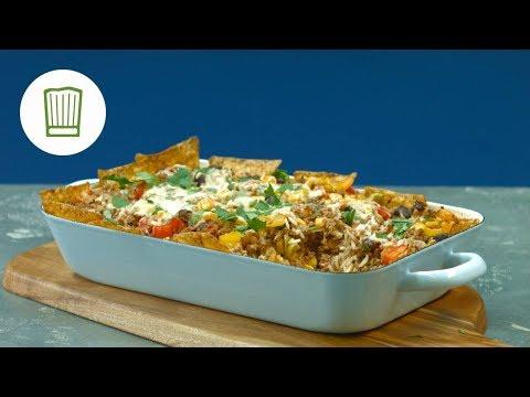 Chili Con Carne-Auflauf mit Nachos | Chefkoch.de