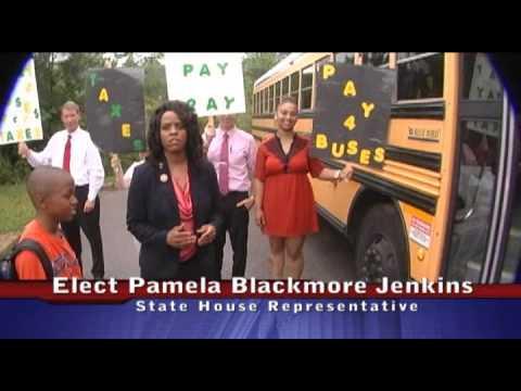 Elect Pamela Blackmore Jenkins Alabama State House Representative