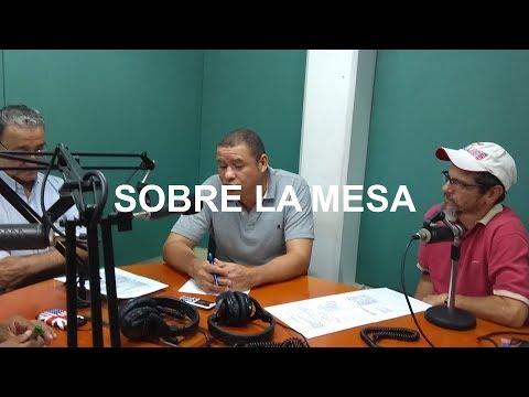 Sobre la Mesa Programa de Radio Comunitaria (Invitación)