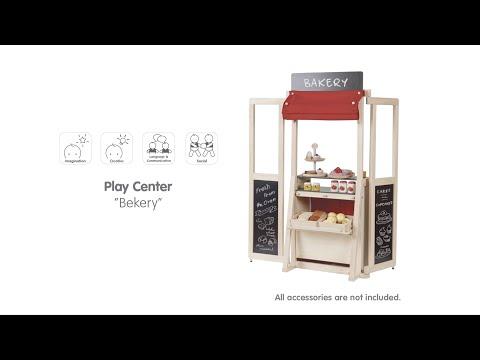 PlanToys | Play Center - Bakery
