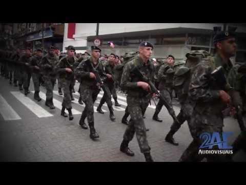 Hoje é dia 19.04 - Dia do Exército Brasileiro
