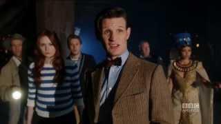 Доктор Кто 7 сезон трейлер - часть первая (Doctor Who Season 7 Trailer - Part one)
