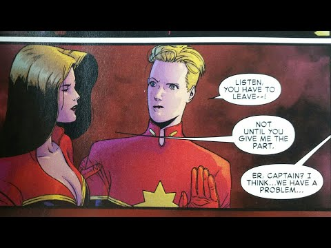 The Problem With SJW Captain Marvel