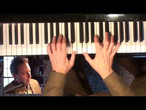 Basic Blues Piano in G - riffs, turnarounds, patterns