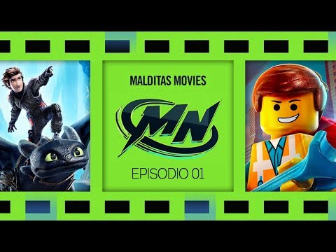 Malditas Movies 01: Glass / Lego Movie 2 / Velvet Buzzsaw / Cómo Entrenar A Tu Dragón 3