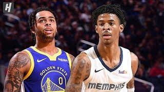 Memphis Grizzlies vs Golden State Warriors - Full  Highlights | Dec 9, 2019 | 2019-20 NBA Season