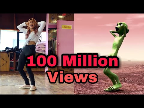 Dame Tu Cosita Challenge by Aashma Biswokarma (250k plus subscriber special)