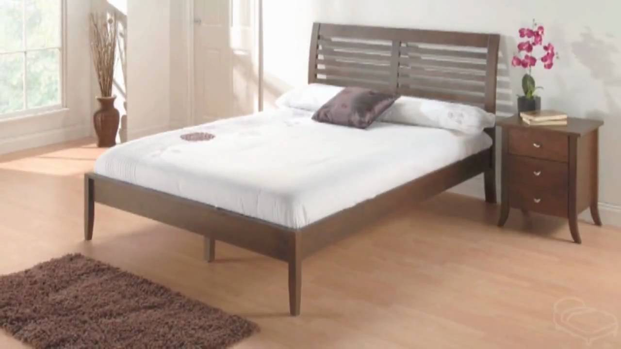 Julian Bowen Santiago Bed Frame Youtube