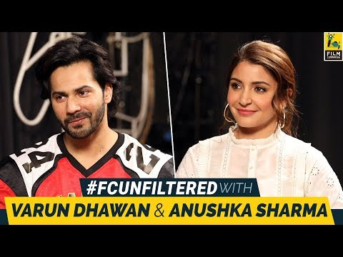Anushka Sharma & Varun Dhawan Interview With Anupama Chopra | Sui Dhaaga | FC Unfiltered