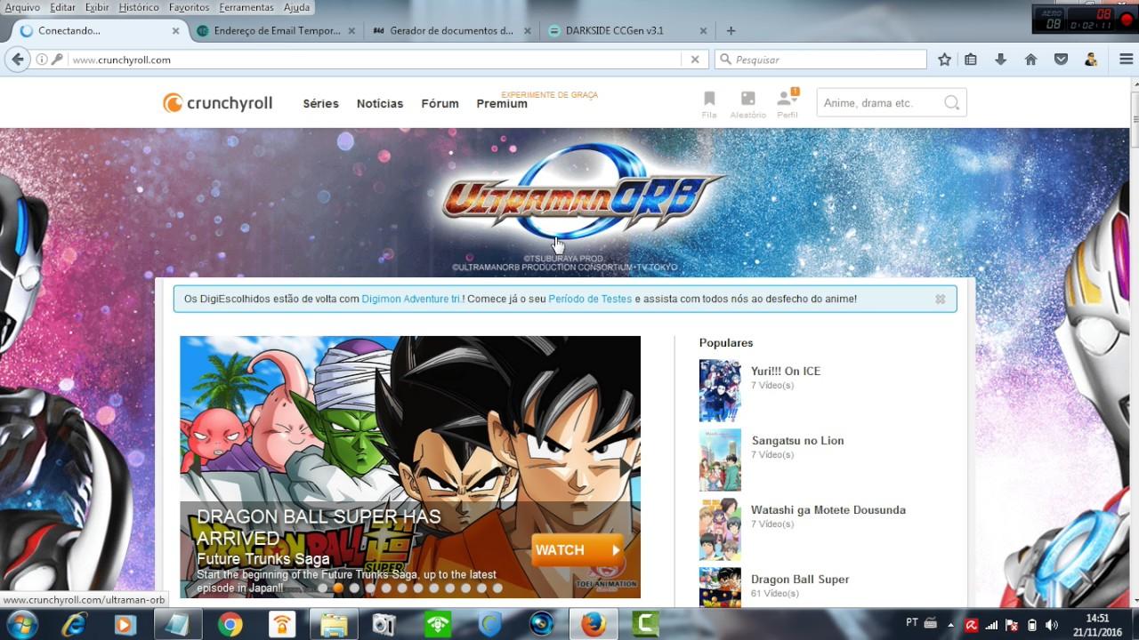Como aprovar N3tflix de animes !