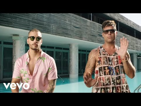 Ricky Martin - Vente Pa' Ca ft. Maluma (Official Music Video)