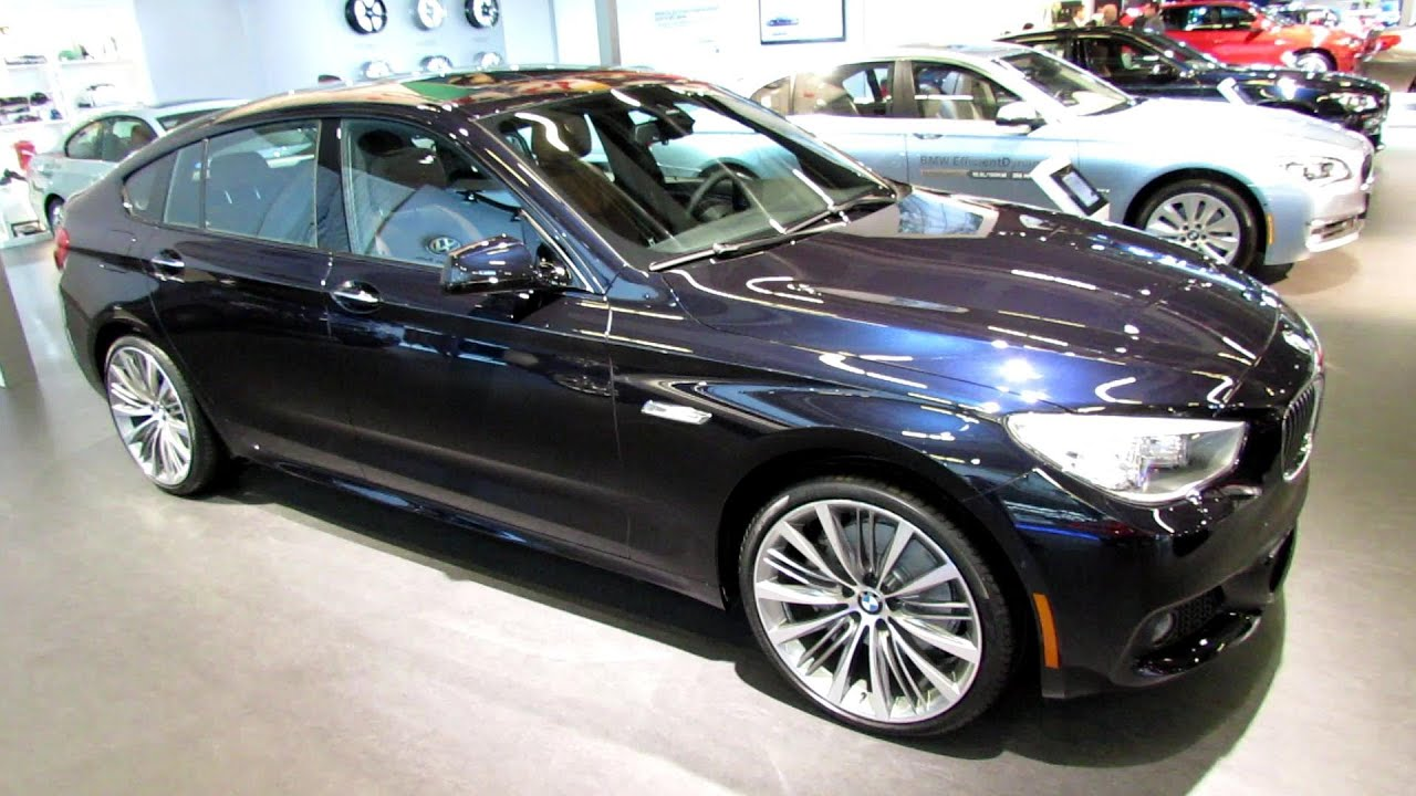 2013 bmw 535i xdrive gran turismo exterior and interior walkaround 2013 montreal auto show youtube