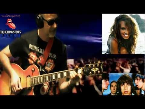Memory Motel Live 98 Subtitulada Español Rolling Stones & RollingBilbao Guitar Cover HD.wmv