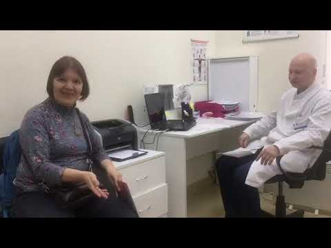 Результат лечения у пациентки с Остеопорозом и Переломом Позвонков. MBST®