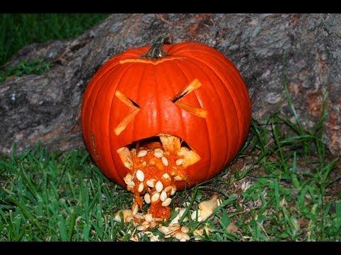 Pumpkin idea #3 : Thro...