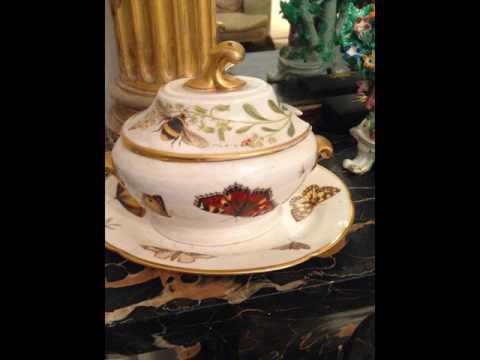 English Porcelain 18th & 19th century from Simon Pirzada, London based Art dealer