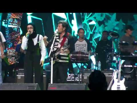Iyet bustami dilatih lagu pantun cinta oleh rhoma irama di indosiar 5 juli 2017