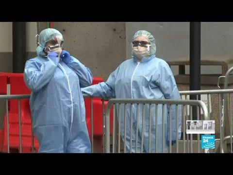 Covid-19: aux États-Unis, Donald Trump annonce le déploiement d'hôpitaux de campagne