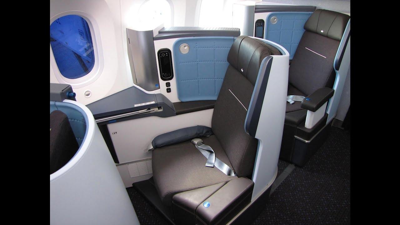 Flight Report Klm Amsterdam Amsterdam Boeing 787 9