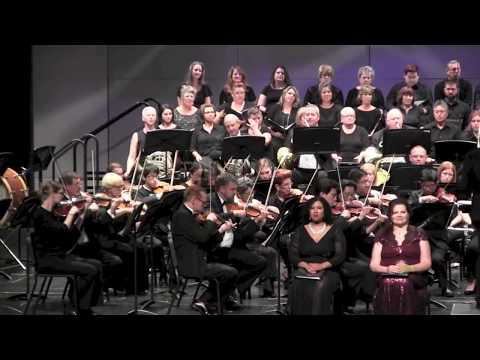 "Symphony No 9,  ""The Choral"" -Beethoven"