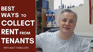 Best Ways To Collect Rent Payments From Tenants Mm With Matt Faircloth