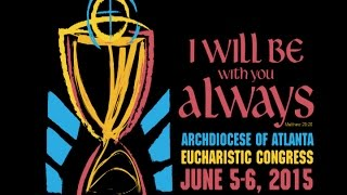 Stephen Ray at Eucharistic Congress